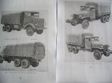 GMC.2.5ton, 6x6 and 6x4.M27 and M27B1.Organisational maintenance allowances.